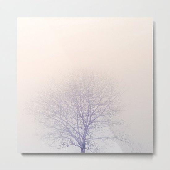 Pastel tree Metal Print