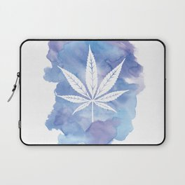 One Love: Blue Laptop Sleeve