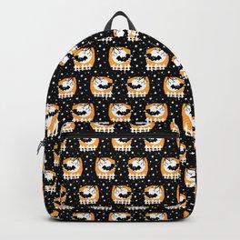 My favorite Bat -Pattern Backpack
