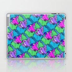 Tessellated Parrots Pink Laptop & iPad Skin