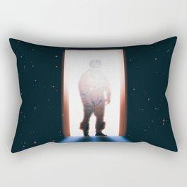 Open Door Rectangular Pillow