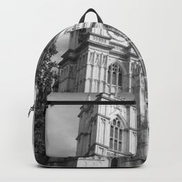 Classic Westminster Abbey of London Backpack