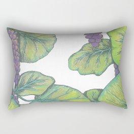 Seagrapes Rectangular Pillow