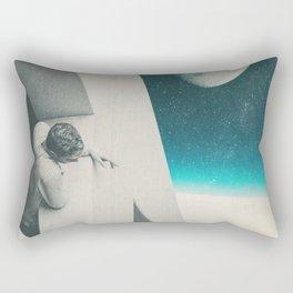 Needed to Breathe Rectangular Pillow