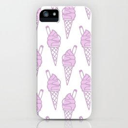 Candy Cones iPhone Case