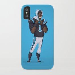 Cam Newton iPhone Case