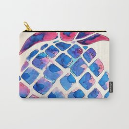 Summer Pineapple #society6 #spring Carry-All Pouch