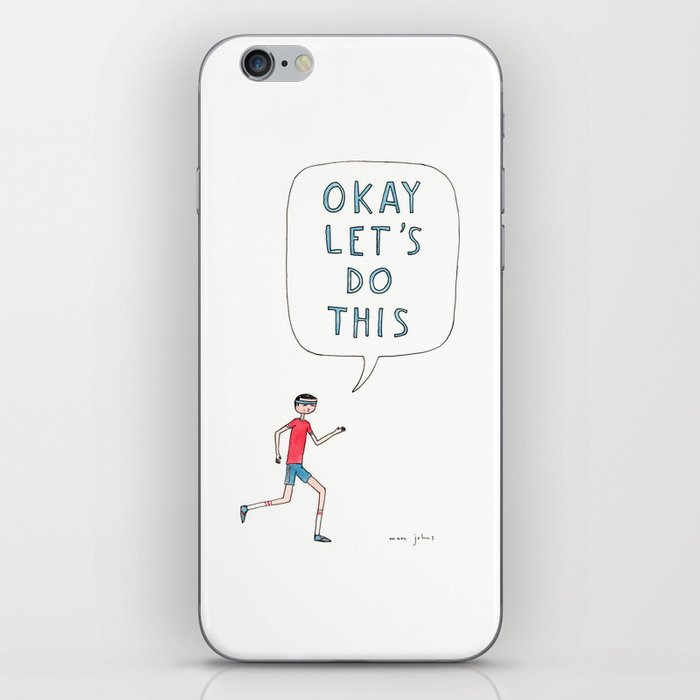 Okay let's do this iPhone Skin