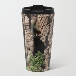 Organ Pipes At Bonita Canyon Travel Mug