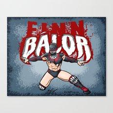 Finn Balor Canvas Print