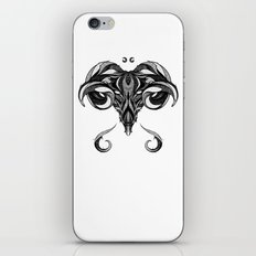 Signs of the Zodiac - Aries iPhone & iPod Skin