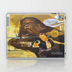Star Chewbacca Wars Laptop & iPad Skin