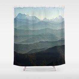 Hima - Layers Shower Curtain