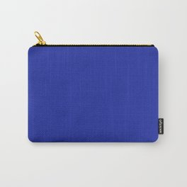 Walmart blue (1981–1992) - solid color Carry-All Pouch