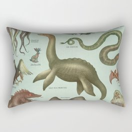 CRYPTIDS Rectangular Pillow