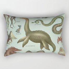 CRYPTIDS Rectangular Pillow