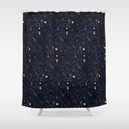 All The Magic Things Shower Curtain