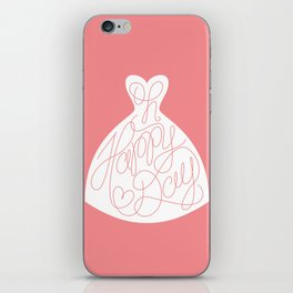 Oh Happy Day iPhone Skin