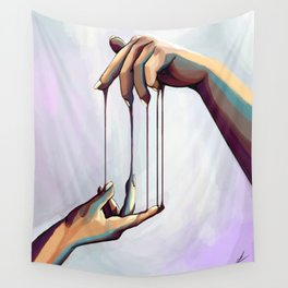 Symbiosis Wall Tapestry
