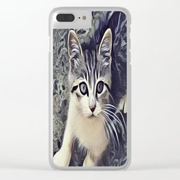My Favorite Stray Cat Clear iPhone Case