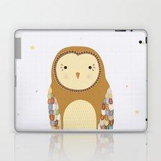 Autumn the Owl Laptop & iPad Skin