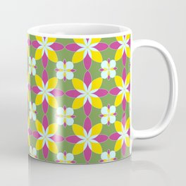 Floral ornament - seamless pattern design Coffee Mug
