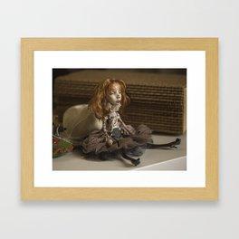 Nenufar Framed Art Print