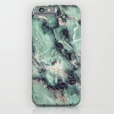 Realistic Marble  Slim Case iPhone 6