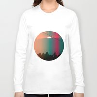 portugal Long Sleeve T-shirts featuring Portugal Mountains by Joana Sa