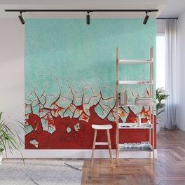 Rust Wall Mural