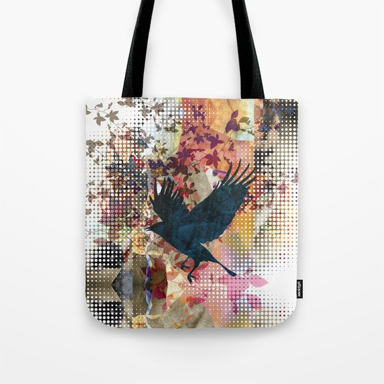 It's time to land.. Tote Bag