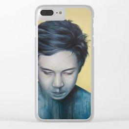 Fatigue Clear iPhone Case