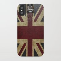 england iPhone & iPod Cases featuring England Reisen by Fine2art