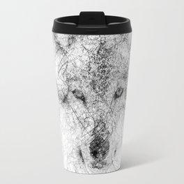WolF Line Travel Mug
