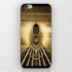 Temple iPhone & iPod Skin