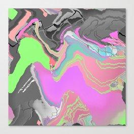 Meshwave Canvas Print