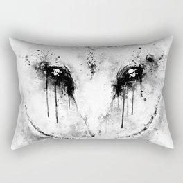 barn owl wsbw Rectangular Pillow