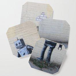 Banksy Robot (Coney Island, NYC) Coaster