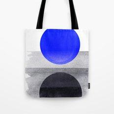 Blue #Planet Tote Bag