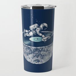 Space Tune Travel Mug