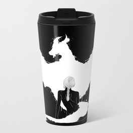 Mother of Dragons Metal Travel Mug