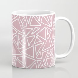 Triangle Pattern II Coffee Mug