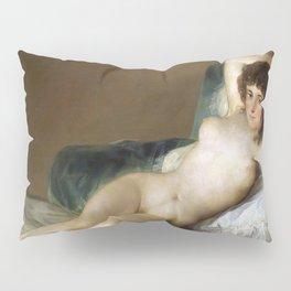 Maja Desnuda (The Nude Maja) by Francisco Goya Pillow Sham
