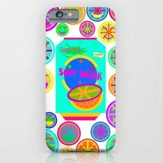 Pop Art Smiley  Soft Drink Slim Case iPhone 6s