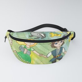 Hansel and Gretel Escape Fanny Pack