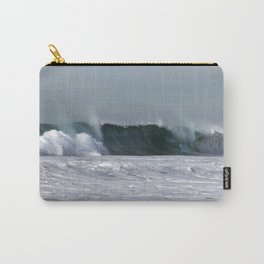 Fast as a Wave Carry-All Pouch