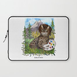 Bobcat Ross Laptop Sleeve