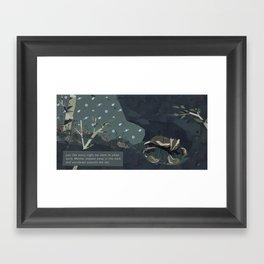 Shelter - Family Framed Art Print