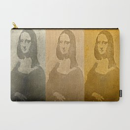 MONA CUBED Carry-All Pouch