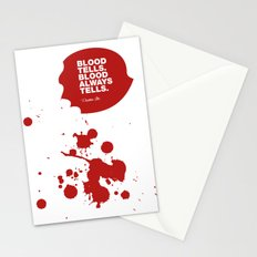 Dexter no.4 Stationery Cards